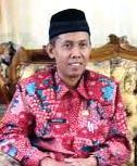 Ka. Kemenag Banyuwangi  H Santoso Sag.Mpd