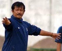 Pelatih Timnas U-19 Indra Sjafri