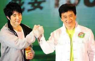 Jackie Chan dan Anaknya, Jackie Chan
