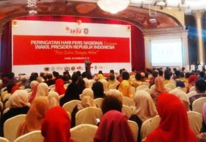 Peringatan Hari Pers Nasional 2015, Di Harmoni One Hotel, Batam (9/2)