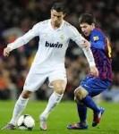Ronaldo - L. Messi