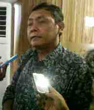 Ketua GAPASGAP Banyuwangi, Novi Budianto