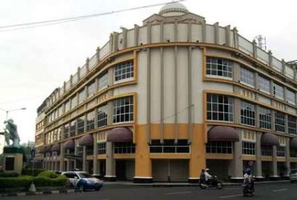 Musium Surabaya, Bekas Gedung Siola