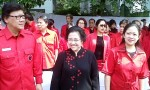 Tjahjo Kumolo, Megawati, Puan Maharani