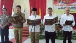 Pasangan Incumbent Yang Juga Masih aktif Menjabat Bupati dan Wabup Banyuwangi Bersama Pasangan Sumantri-Sigit
