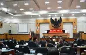 Ruang Sidang DPRD Banyuwangi