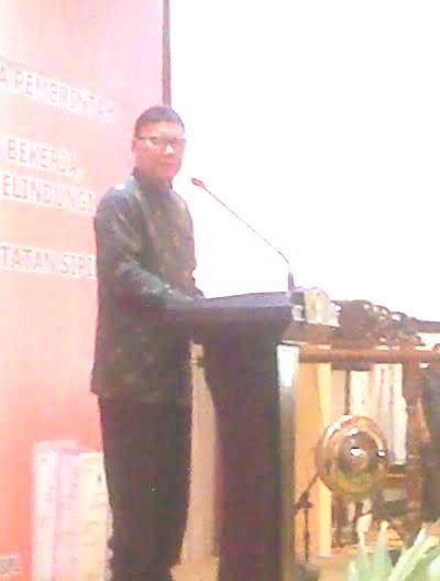 Mendagri Buka Rakornas Pencapil (6/10) Di Surabaya