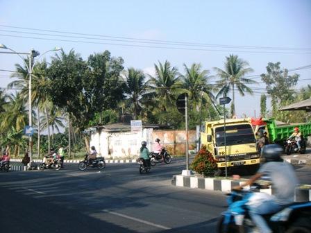 Traffic Leight