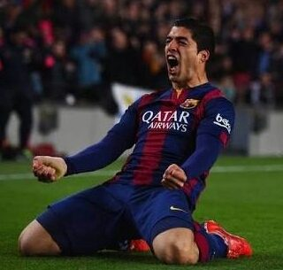 Selisih Satu Poin, Barcelona Juara LaLiga Spanyol, Suarez Top Skor