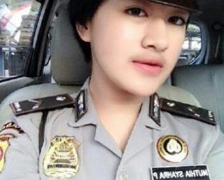 Main Cinta Dan Aniaya Polwan Cantik Anak Jenderal, Perwira Polisi Terancam Dipecat