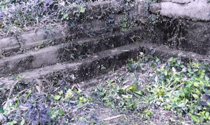 Candi di Duga Lebih Besar Dari Borobudur Situs Taman Sari, Magelang (Ist)