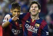 Messi dan Neymar