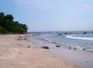 Wisata Out Door Pantai Pancur Terhiasi Panorama Alam Indah