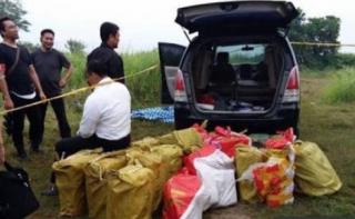 Satu Penyelundup 1 Ton Sabu Tewas, Tiga Tertangkap