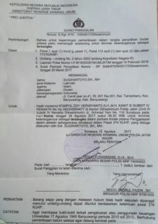 Tersangka Penggelapan Dana Untag, Sugihartoyo Serahkan Langkah Hukum Kepada Pengacara