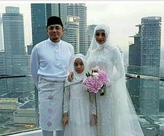 Cynthia Bella Dinikahi Pengusaha Malaysia