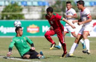 Bantai Brunei 8-0, Indonesia Lolos Semi Final