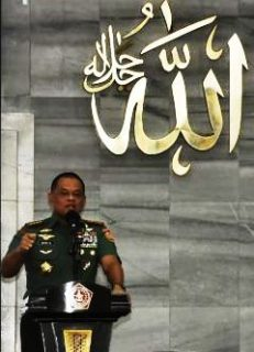 Prajurit Pertahankan Indonesia Juga Tugas Jihad