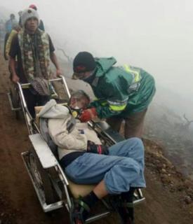 Asma Kambuh Di Kawah Gunung Ijen, Eks Direktur RS Meninggal