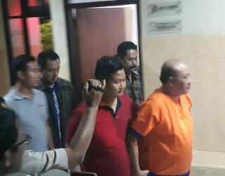 Terima Uang Catut Polres Dan Kejaksaan, Kades Wonosobo Ditahan