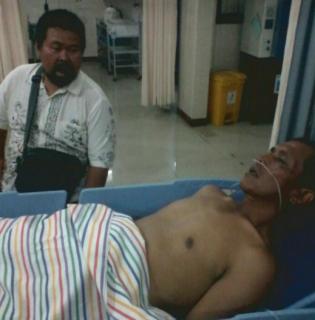 Bentrok Uniba Banyuwangi, Diduga Dihajar Preman Bayaran, 4 Terluka 1 Dirawat Rumah Sakit