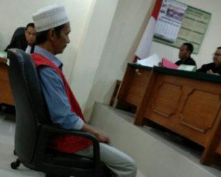 Tak Tahu Isi Surat SKSHH, Sopir Truck Dihukum 1 Tahun