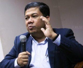 Ngopi Bareng Di Banyuwangi, Fahri Hamzah Siap Debat Dan Tanggapi Kritik