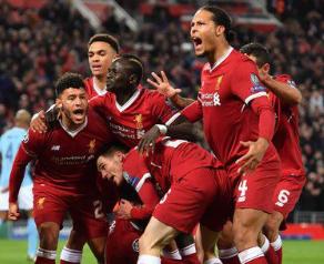 Menang Lagi Atas City, Liverpool Maju Semifinal Liga Champions