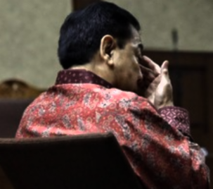 Setnov Pasrah Di Vonis 15 Tahun Penjara