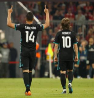 Leg I Liga Champions: Di Kandang, Munchen Dikalahkan Madrid