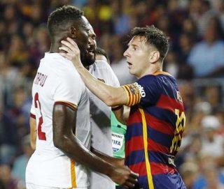 Bermodal Kemenangan 4-1, Barcelona Tetap Waspadai AS Roma
