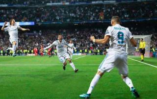Benzema Cetak Dua Gol, Madrid Ke Final Liga Champions Tiga Kali Berturut-Turut