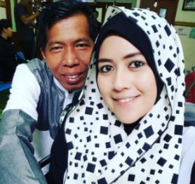 Meggy Wulandari, Istri Muda Kiwil Ingin Jadi Contoh Rumah Tangga Poligami Yang Baik