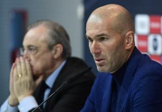 Sukses Meraih Tropy Liga Champions Tiga Kali Beruntun, Zidane Mundur Dari Pelatih Madrid