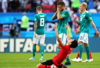 Jerman Tersingkir, Meski Kalah Telak 0-3 Meksiko Lolos Dampingi Swedia