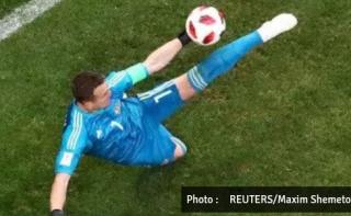 Kiper Rusia Jadi Man Of The Match, Spanyol Tersingkir Susul Argentina Dan Portugal