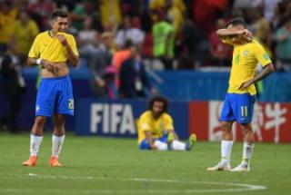 Dikalahkan Belgia, Brasil Menambah Deretan Kejutan Tersisihnya Pavorit Juara