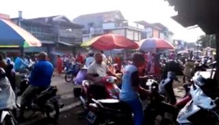 Soal Kerawanan Keamanan Kios, Paguyuban Pedagang Pasar Muncar Bisa Ajukan Kepada Bupati