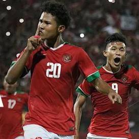 Kalahkan Thailand, Indonesia Juara Piala AFF U-16