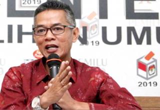 Soal Caleg Eks Koruptor, KPU Dalam Dua Opsi Sampaikan Informasi