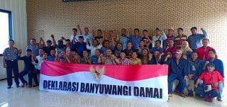 Deklarasi Aksi Damai Ditengah Pro Dan Kontra #2019 Ganti Presiden.
