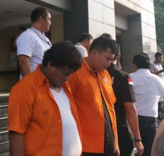 Lalai Berakibat Peluru Nyasar Ke Gedung DPR, 2 PNS Ditahan