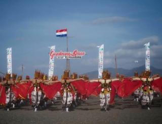 Festival Gandrung Sewu: Gambarkan Marahnya Rakyat Karena Bupati Ditangkap VOC