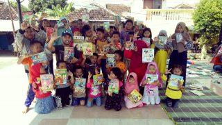 Di Perum Sutri Mahasiswa Motivasi Gerakan Literatur Dan Baca