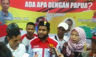 Permintaan Gubernur Papua Agar TNI/Polri Ditarik Dicurigai Punya Misi