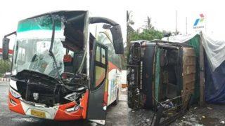 Lagi, Kecelakaan Di Jalur Situbondo-Banyuwangi
