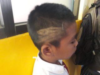 Enggan Sekolah Karena Dipotong Rambut, Guru Dilaporkan Polisi