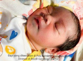 Ibu Pembuang Bayi Di Rawat Di Rumah Sakit, Puluhan Warga Ingin Adopsi Bayi