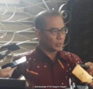 Bantah Salah Satu Server KPU Disingapura Di Setting Untuk Kemenangan Salah Satu Capres