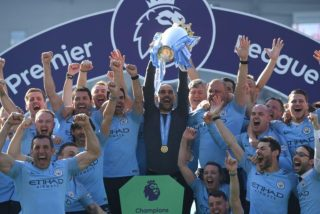 Sukses Pertahankan Gelar Liga Inggris, City Bidik Piala FA